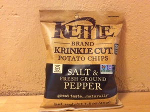 Kettle Salt & Pepper